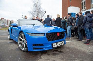 «Бауманка» сделает 20 тестовых экземпляров родстера Крым