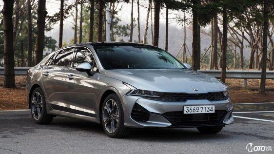 Kia K5 в России: комплектации, цены и дата начала продаж