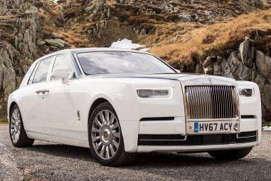 Rolls-Royce выпустит электрический Фантом