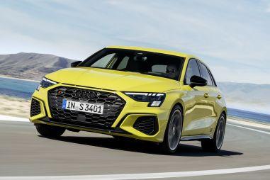 Audi представила новое поколение S3