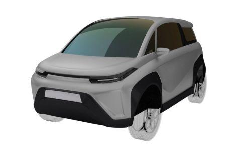 Российский электромобиль для каршеринга запатентовали