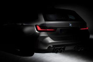 В гамму BMW M3 добавят кузов универсал (ФОТО)
