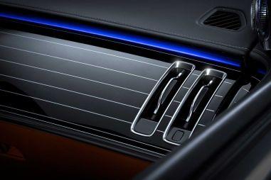 Новый Mercedes-Benz S-Class получит утонченную амбиентную подсветку