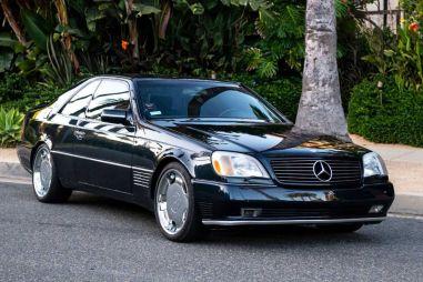 На продажу выставлен Mercedes-Benz S600 Майкла Джордана