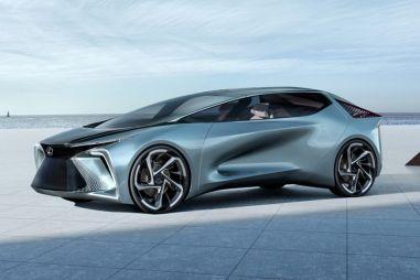 Lexus запатентовал имя для второго электрического кроссовера
