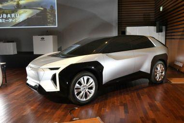 Рассекречен продуктовый план Subaru на несколько лет вперед