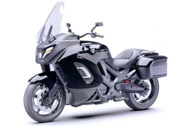 Тяжелый эскортный мотоцикл Aurus запатентовали (ФОТО)