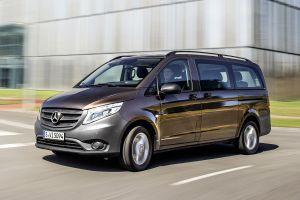 Более 1200 Mercedes-Benz Vito попали под отзыв