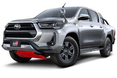 Для обновленной Toyota Hilux выпущен тюнинг от GR