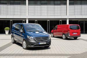 Mercedes-Benz Vito отзывают в России третий раз за месяц