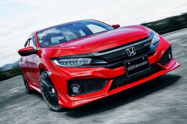 Mugen выпустила новый тюнинг для Honda Civic