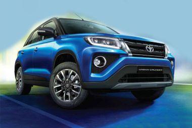 Toyota представила кроссовер за 800 тысяч рублей