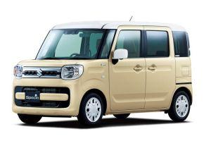 Suzuki обновила «минивэнистый» кей-кар Spacia