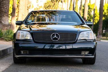 Майкл Джордан продал свой 24-летний Mercedes-Benz CL600. Цена впечатляет
