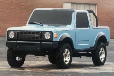 Ford Bronco могли возродить еще 20 лет назад: ФОТО поисковых макетов
