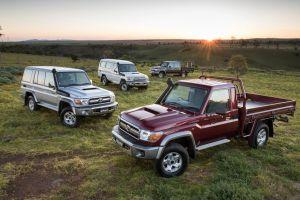 Toyota обновила легендарный Land Cruiser 70