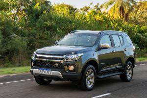 Внедорожник Chevrolet Trailblazer в очередной раз обновили