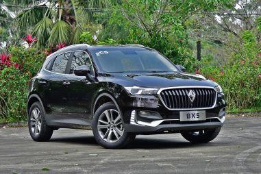 Китайско-немецкий автобренд Borgward идет ко дну. Продажи в РФ начать не успели