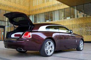 Стала известна правда о необычном шутинг-брейке Rolls-Royce