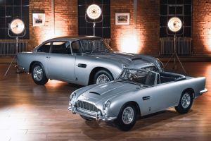 Aston Martin выпустил уменьшенный DB5 для юных Джеймсов Бондов