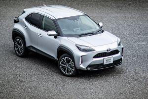 Toyota начала продажи Яриса Кросс. Пока только у себя на родине