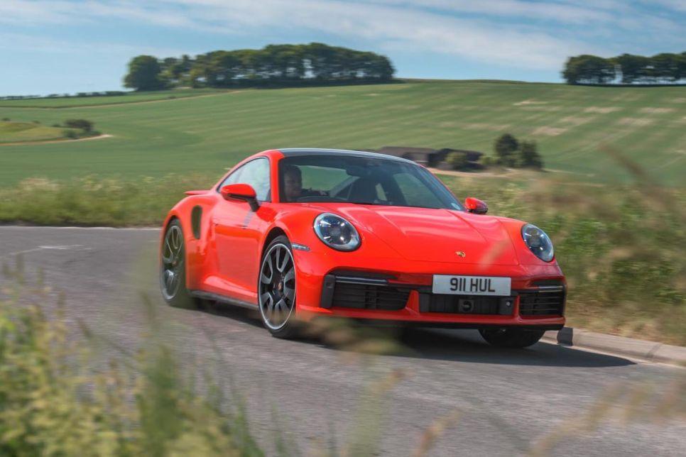Porsche 911 Turbo S — есть к чему придраться