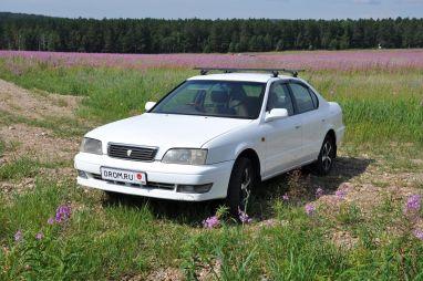 Народное ретро. Toyota Camry (V40) 1994–1998 годов — 440 000 км с мелкими ремонтами