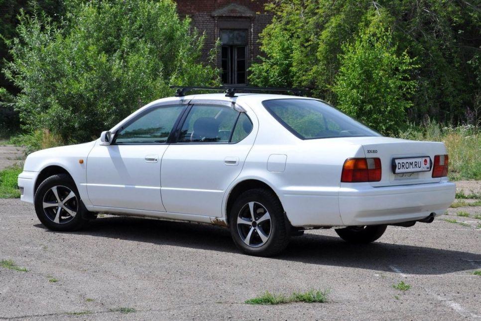 440 000 км без поломок и проблем. Опыт эксплуатации Toyota Camry V40 1998 года