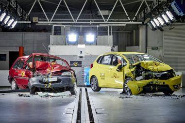 Расчлененка в прошлом. Топ-5 самых ужасных провалов и Топ-5 лучших результатов ушедшей эпохи Euro NCAP
