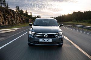 Первый тест нового Volkswagen Polo: POLOкровка