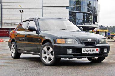 Народное ретро. Honda Rafaga 1995 года. Хочу быть BMW
