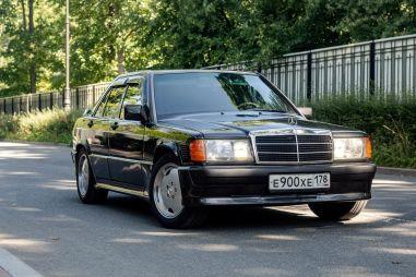 Mercedes 190. Купить за 110 000, вложить в реконструкцию 600 000