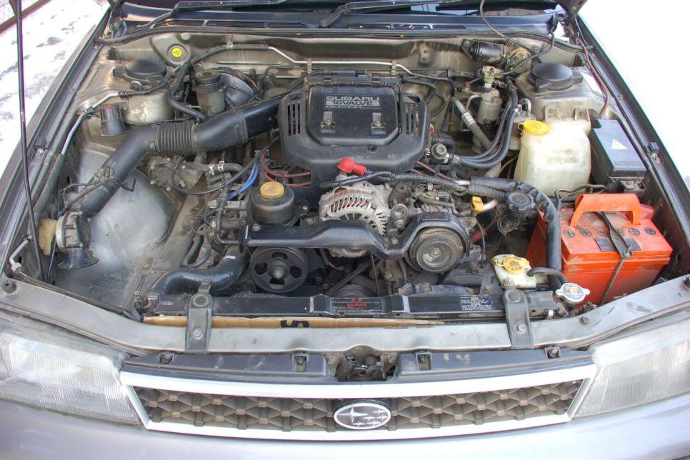 Оппозитные моторы Subaru. Долгий путь в никуда