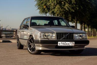 Volvo 940: бизнес-класс за 150 тысяч