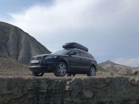 Audi Q7 2008 - отзыв владельца