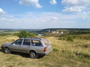 Volkswagen Passat 1988 отзыв автора | Дата публикации 23.12.2019.