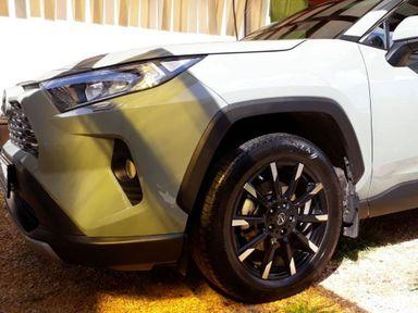 Toyota RAV4 2020 отзыв автора | Дата публикации 13.02.2020.