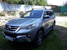 Отзыв о Toyota Fortuner, 2020 отзыв владельца