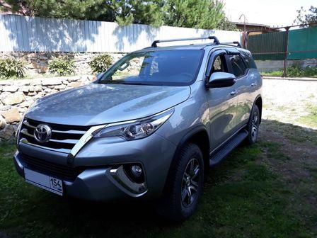 Toyota Fortuner 2020 - отзыв владельца