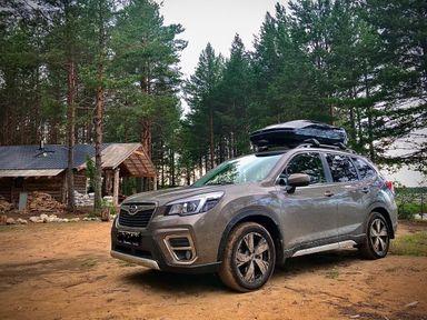 Subaru Forester 2019 отзыв автора | Дата публикации 22.07.2020.