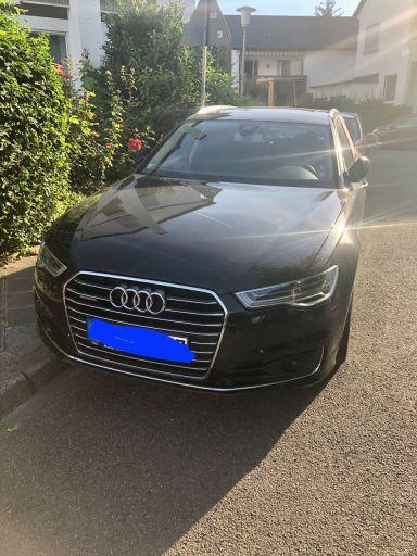 Audi A6, 2016