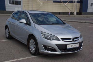 Opel Astra 2013 отзыв автора | Дата публикации 03.08.2020.