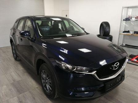 Mazda CX-5 2020 - отзыв владельца