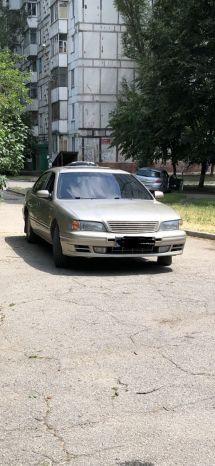 Nissan Maxima, 1998