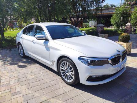 BMW 5-Series 2017 - отзыв владельца