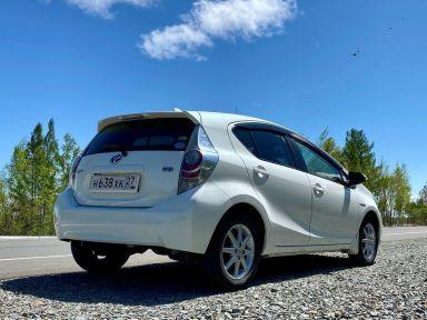 Toyota Aqua 2012 отзыв автора | Дата публикации 06.08.2020.