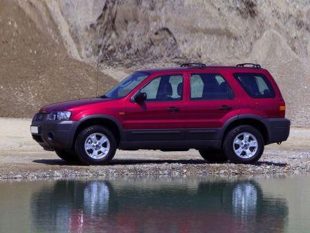 Ford Maverick 2005 - отзыв владельца