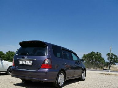 Honda Odyssey 2002 отзыв автора | Дата публикации 07.08.2020.