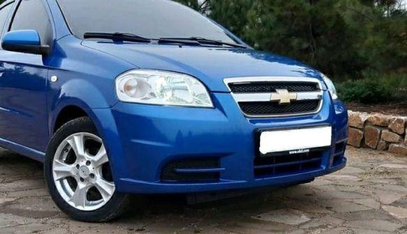 Chevrolet Aveo 2007 - отзыв владельца