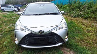Toyota Vitz 2019 отзыв автора | Дата публикации 09.08.2020.